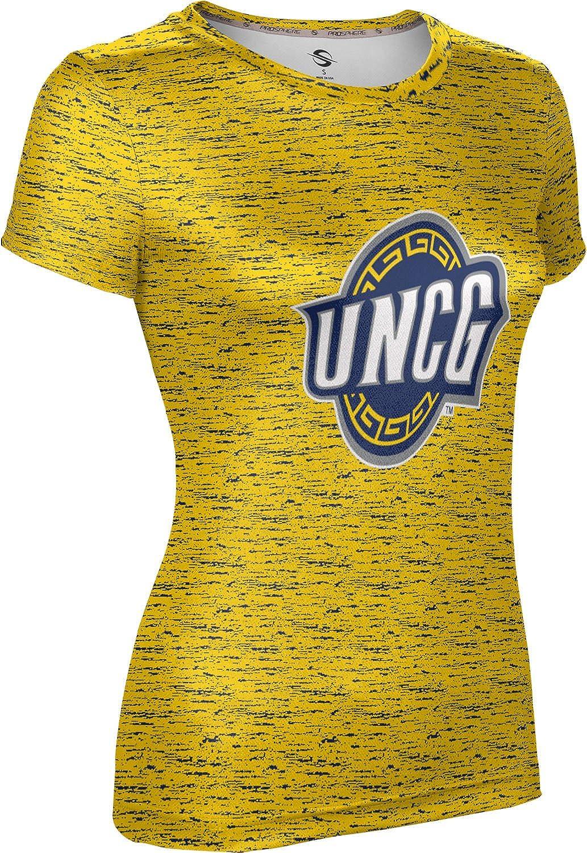 Brushed University of North Carolina at Greensboro Girls Performance T-Shirt