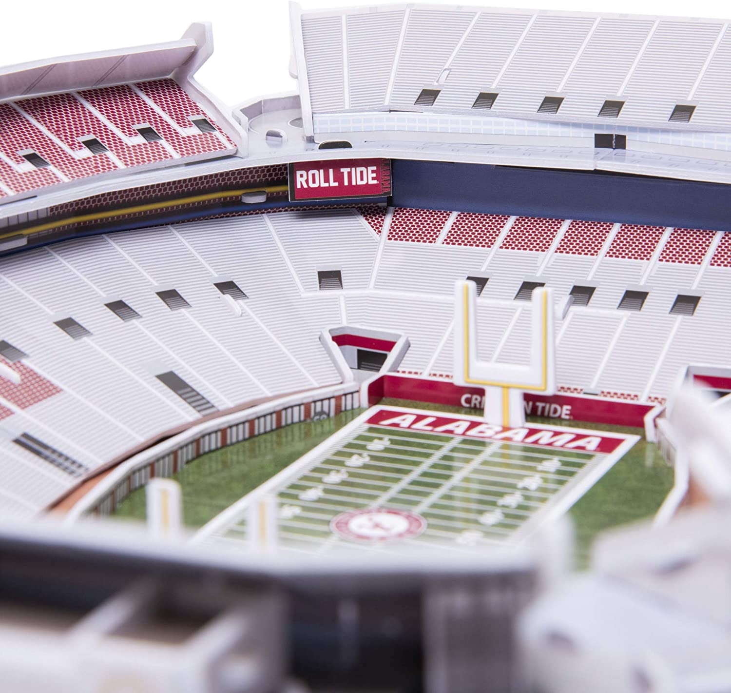 FOCO NCAA Paper Model Puzzle KitTeam College Football Stadium