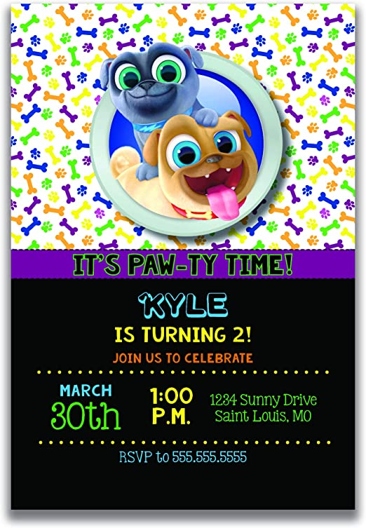 Amazon.com: Custom fiesta de cumpleaños Invitación ...