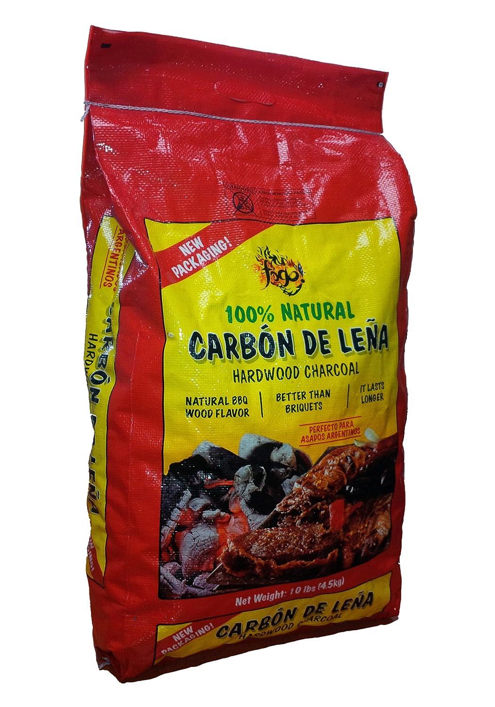 Fogo! Carbon de Lena Hardwood Charcoal 8.8lb Bag