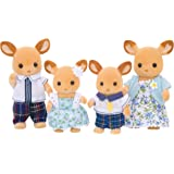 "Epoch Sylvanian Families Sylvanian Family Doll ""Fs-13 Family of Deer"" (japan import)"