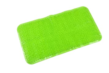 abele r soft grass non slip baby kids safety shower tub bath mat