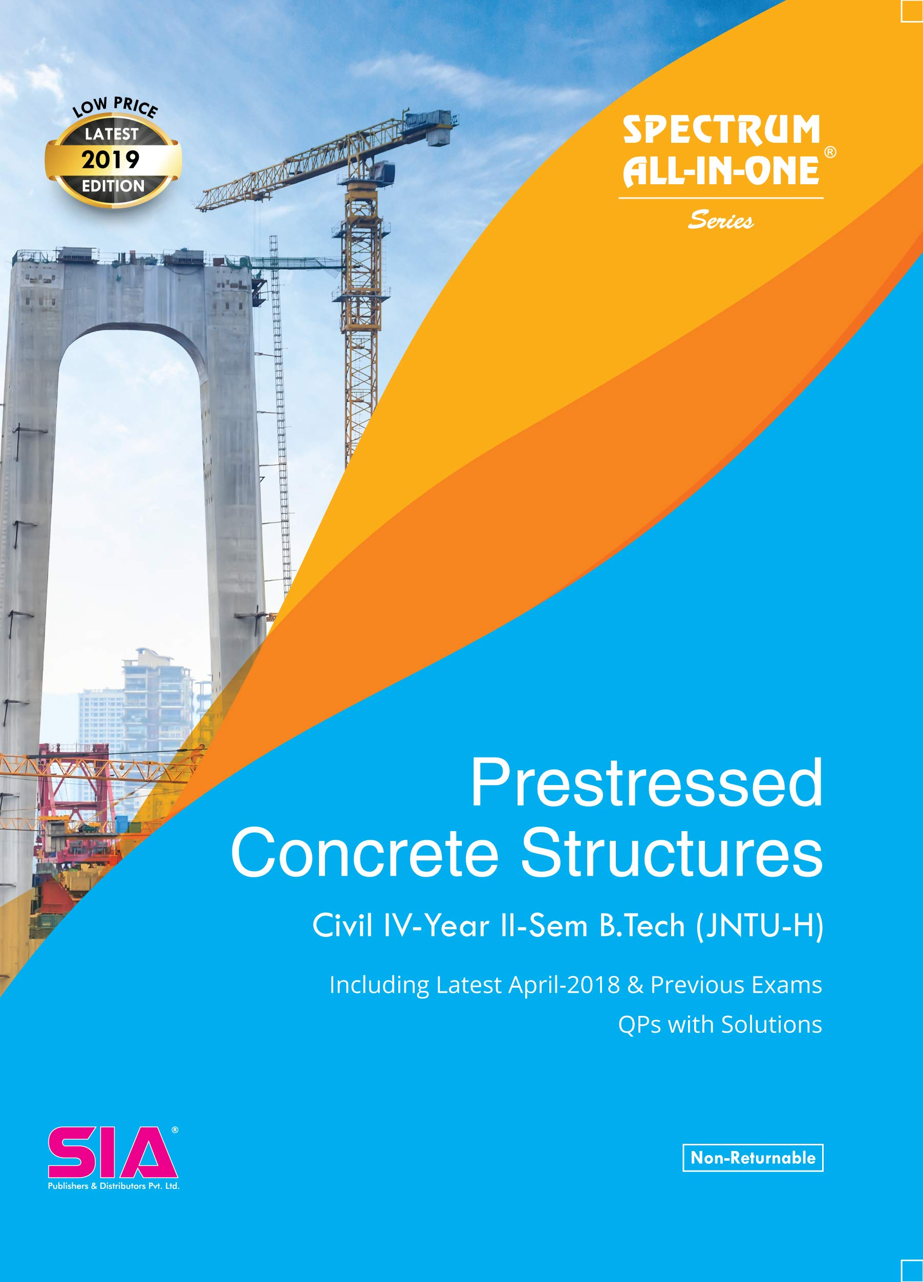 Amazon in: Buy Prestressed Concrete Structures, B Tech IV