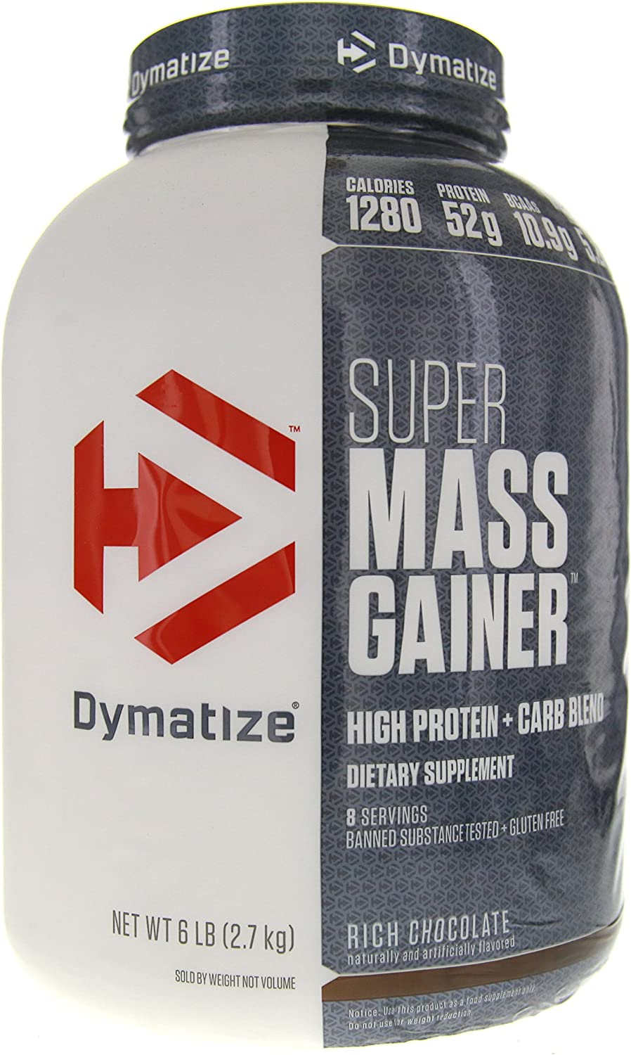 Dymatize Super Mass Gainer Protein