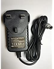 Kettler Mondeo ST Elliptical Cross Trainer 9V Mains AC Adaptor Power Supply UK
