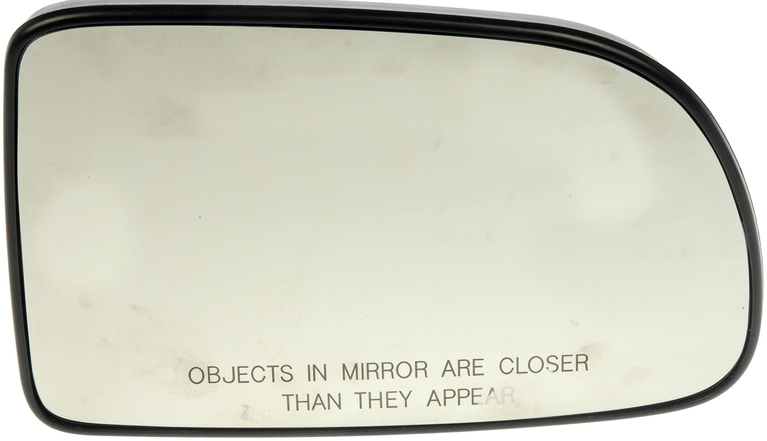 Dorman 56166 Passenger Side Non-Heated Plastic Backed Mirror Glass