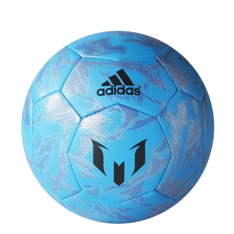 adidas Fútbol balón de fútbol Messi Q4 Azul s90259 tamaño 5 ...