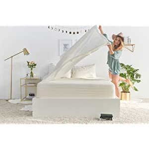 11 inch memory foam mattress