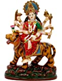 SUNNY CORPS™ Durga Gift Statue Idol Showpiece Sculpture Murti LxHxW(cm) = 16x23.5x5.5