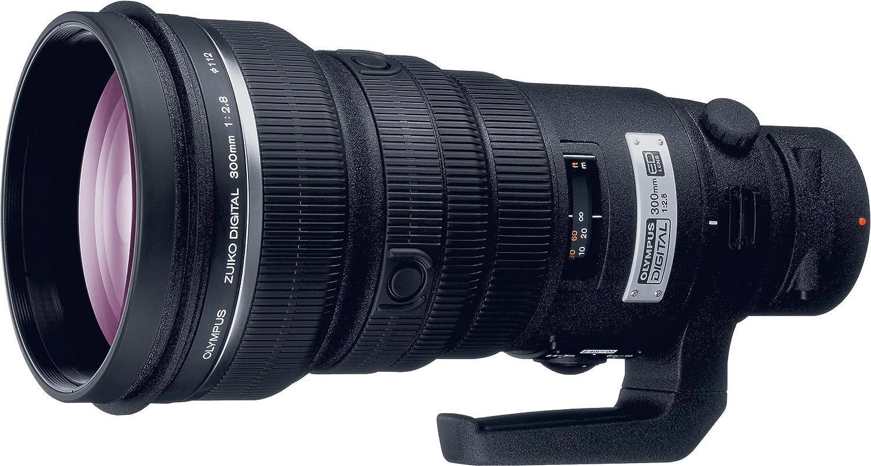Olympus 300mm F2,8 ZUIKO ED Digital lens (incl lens hood & case)