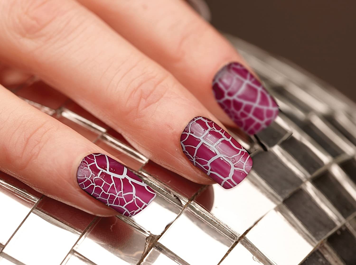Rio Complete Nail Art Glitz and Glam Collection: Amazon.co.uk: Beauty