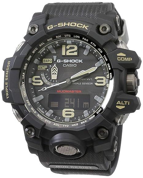 Watch 1000 1a De Reloj Los Shock Mudmaster Gwg Casio Hombres G jLq435AR
