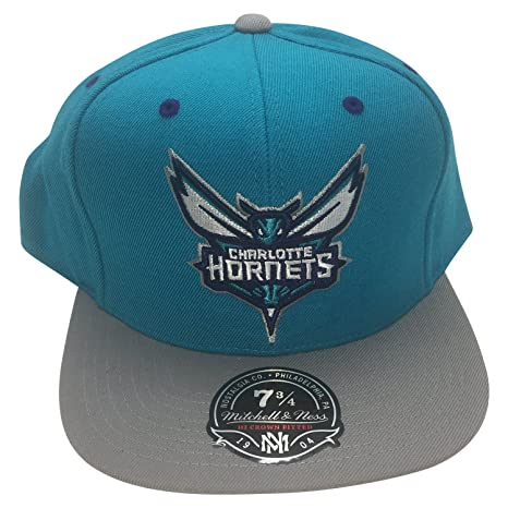 fb92a18a17661 Image Unavailable. Image not available for. Color  NEW ERA Charlotte  Hornets 59Fifty Hat 7 3 4