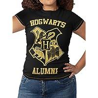 HARRY POTTER Camiseta para Mujer Hogwarts