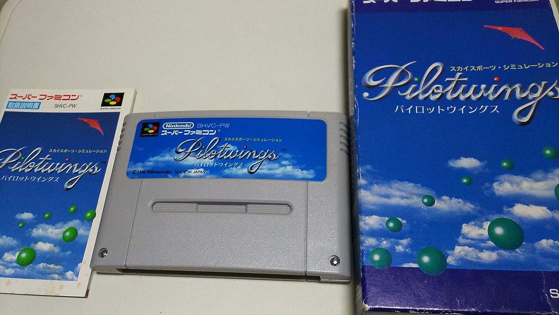 Pilotwings [Nintendo Super NES] (japan import): Amazon.es: Videojuegos