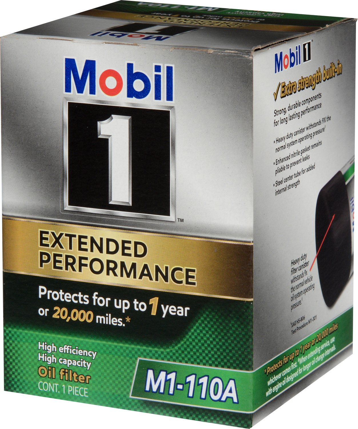 Mobil 1 M1-110A Extended Performance Oil Filter