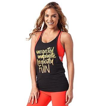 Zumba Fitness Z1t01251 Débardeur Femme  Amazon.fr  Sports et Loisirs d6745391279