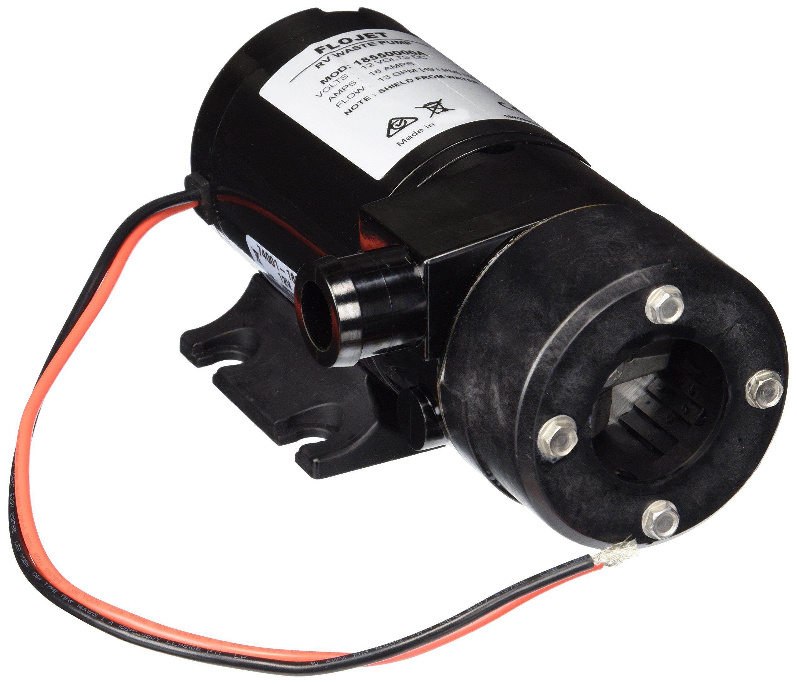 Flojet 18550000A 13 GPM RV Macerator Pump by Flojet