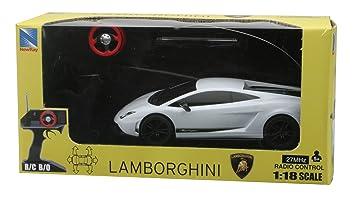 Buy Newray 1 18 R C Lamborghini Gallardo Lp 570 4 Superleggera