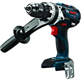 Bosch HDS183B 18V EC Brushless COMPACT Tough 1/2 In. Hammer Drill/Driver,, Blue