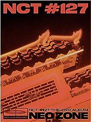 NCT #127 2nd Album Neo Zone [T Version] (incl. 160pg Photobook,Lenticular Card, Sticker, Mini Sticker Set, Photocard, Circle