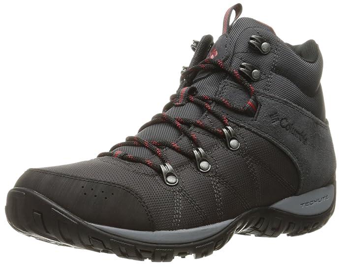 Columbia Men's Peakfreak Venture Mid Lt Hiking Boot,