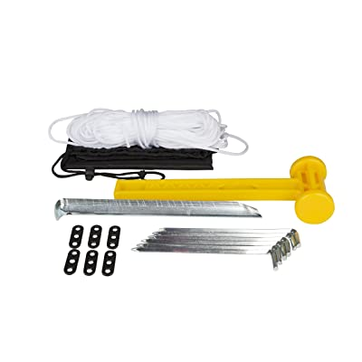 Camp-Gear Kit de démarrage tente - 20 pcs
