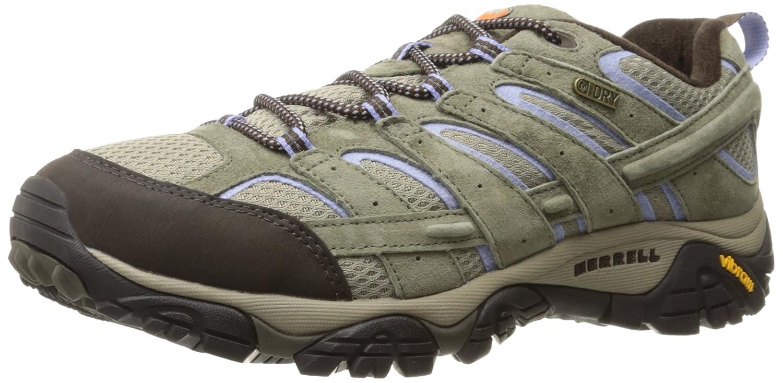 Merrell Women's Moab 2 Waterproof Hiking Shoe B01HFPF1II 8.5 W US Dusty Olive
