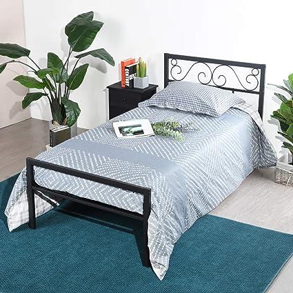 HOUSE IN BOX.COM - Somier de Madera para Cama Individual ...