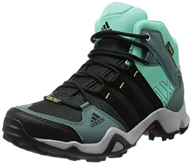lowest price 58c9e 3be60 Adidas AX2 MID GTX, Chaussures de Randonnée Basses femme - Turquoise -  Türkis (Vista