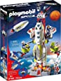 Playmobil Mission Rocket with Launch Site Playset