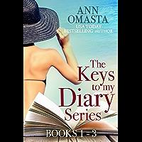The Keys to my Diary Series: Fern, Marina, and Trixie (Books 1 - 3): A Florida Keys rom-com island romance beach-read bundle of diaries