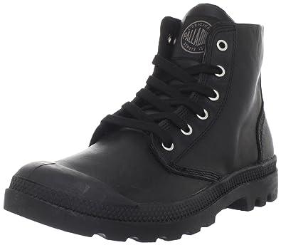 2609bd7c9b7 Palladium Pampa Hi Leather, Men's Combat Boots: Amazon.co.uk: Shoes ...