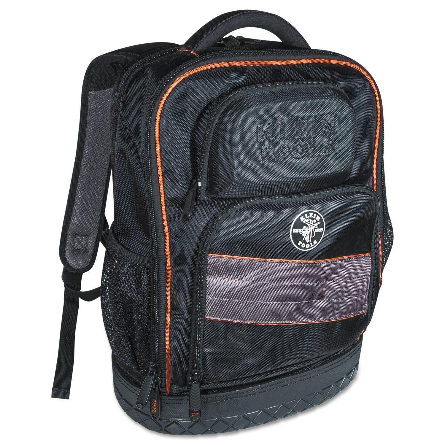 Klein Tools 55456BPL Tradesman Pro Tech Backpack by Klein Tools