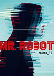 Book Cover: Mr. Robot: Season 3