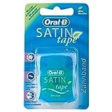 Oral-B Satin Tape Dental Floss Mint - 25 m (Pack of 2)