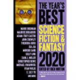 The Year's Best Science Fiction & Fantasy, 2020 Edition (The Year's Best Science Fiction and Fantasy Book 12)