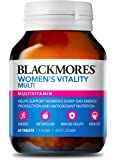 Blackmores Women's Vitality Multi (60 Tablets), 189 Grams