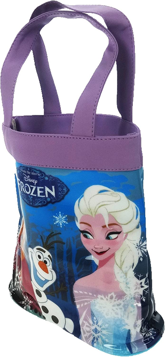 Frozen Tote Bags /& Accessories Synthetic Material Kids Bags Blue