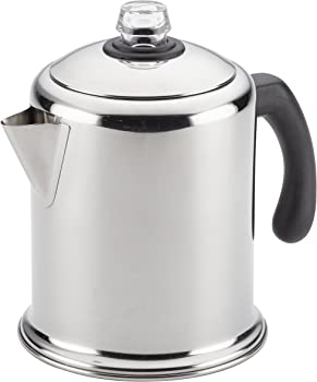 Farberware 47053 12-Cup Stainless Steel Percolator