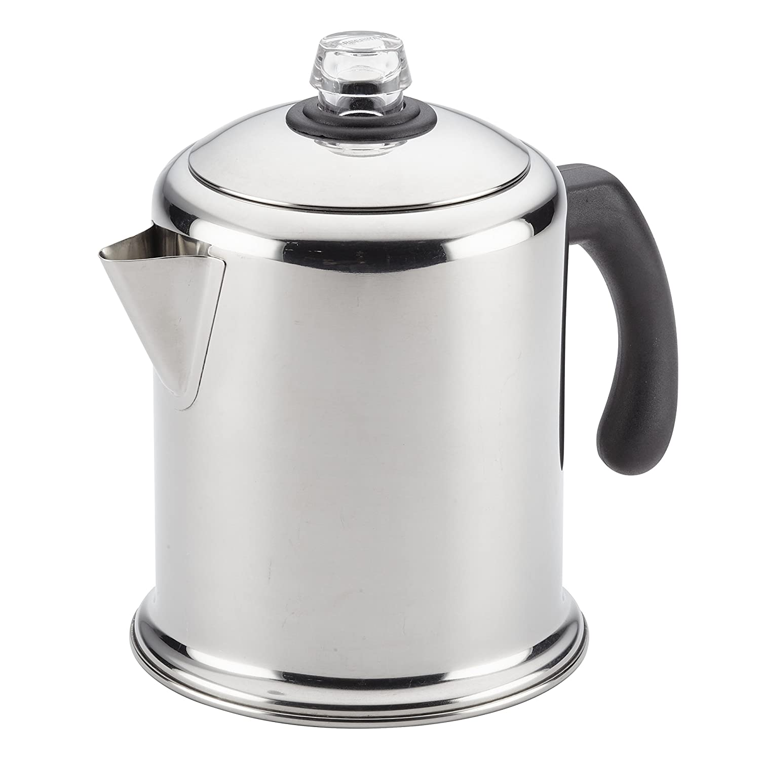 Farberware Classic Stainless Steel Yosemite 8-Cup Coffee Percolator Meyer Corporation 50124