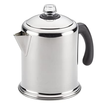 Amazon Farberware 47053 Percolator 12 Cup Stainless Steel