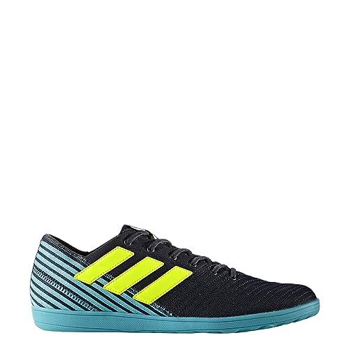 Adidas Nemeziz 17.4 In Sala, Zapatillas de Fútbol para