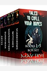 Tales to Chill Your Bones, Books 1-5 Box Set: A Horror Short Story Collection (3 Tales to Chill Your Bones Book 11) Kindle Edition