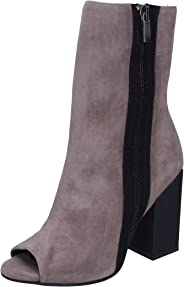 MARC ELLIS Boots Womens Suede Grey