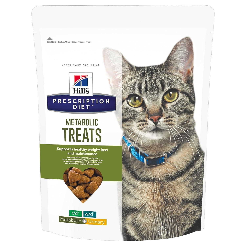 Hills Feline Metabolic Treats Comida para Gatos - 70 gr: Amazon.es: Productos para mascotas