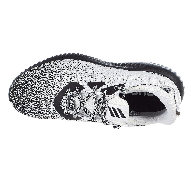 adidas Men's Alphabounce Ck m, Core Black/White/Core Black, 9.5 Medium US by adidas (Image #3)