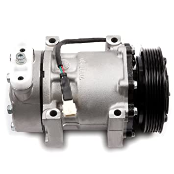 Scitoo Nueva Co 4691 C (55036340) para 1997 - 2000 Jeep Cherokee 2.5L AC Compresor Embrague: Amazon.es: Coche y moto