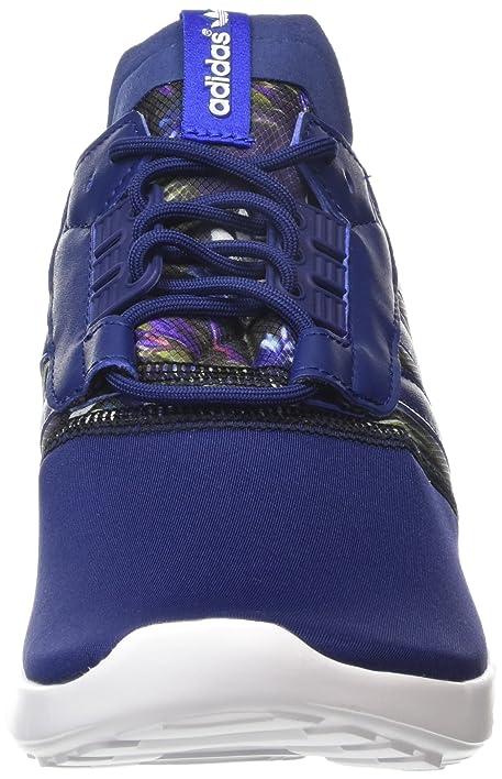 adidas ZX 8000 Boost - Zapatillas Para Hombre, Color Night Sky/Night Sky/Bold Blue, Talla 42