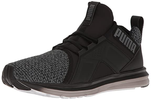 Amazon.com | PUMA Mens Enzo Knit Cross-Trainer Shoe | Fitness & Cross-Training